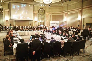 The Future of Natural Gas in Egypt Executive Roundtable – 23rd of February 2016
